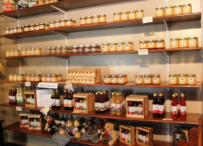 Beary Berry Honey's Farm Store