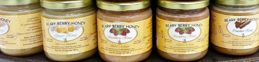 Beary Berry Honey Group