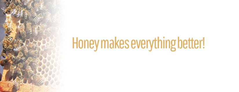 Everything is better with honey!