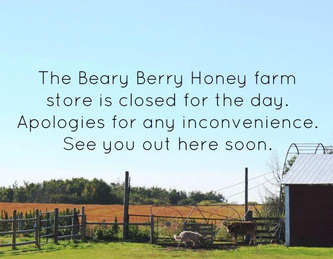 Beary Berry Honey Farm Store